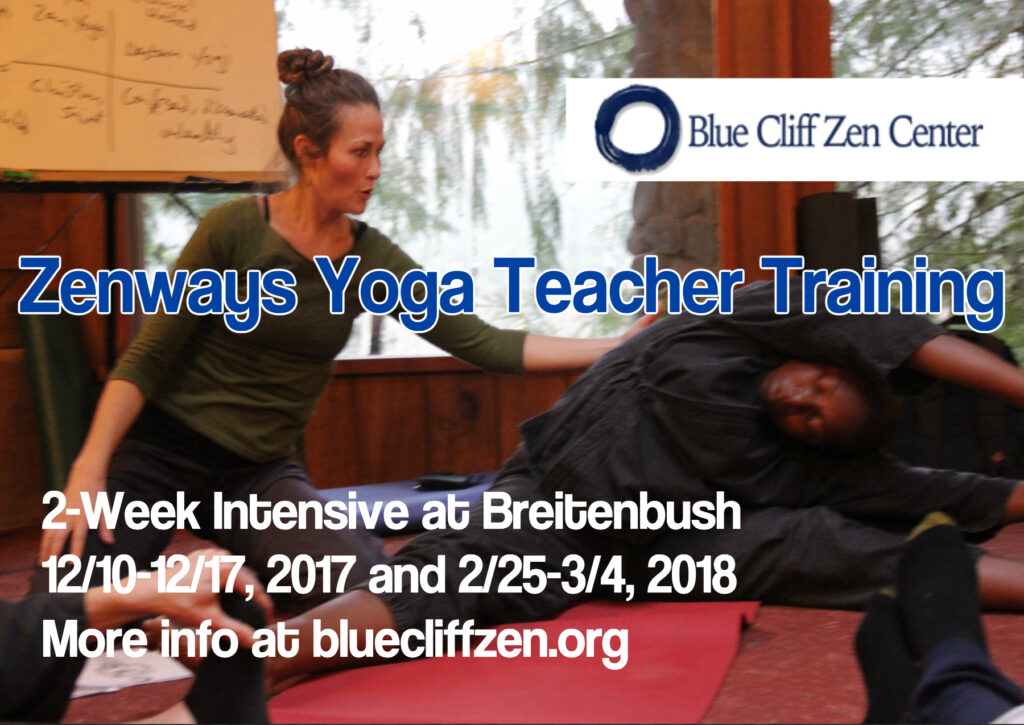 Zenways Yoga Teacher Training